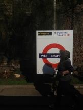 West Brompton Tube Station