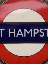 West Hampstead Tube Station