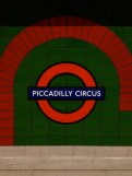 Piccadilly Circus Tube II