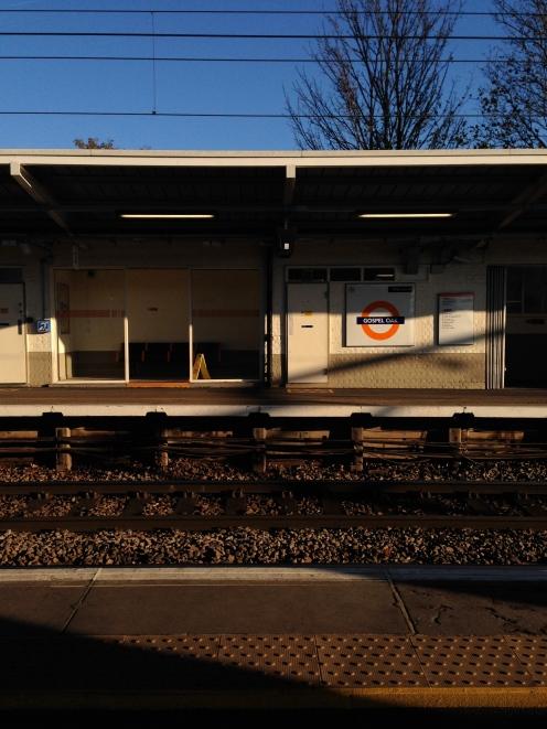 Gospel Oak Overground Station