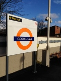 Gospel Oak Overground Station