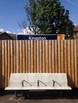 Kingston Train Station